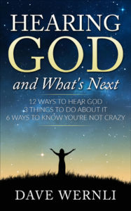 Hearing God and What's Next